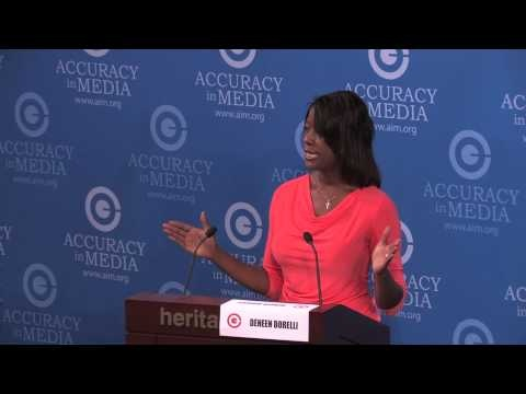 """Deneen Borelli on Her Book """"Backlash: Freeing Americans from the Liberal Plantation"""""""