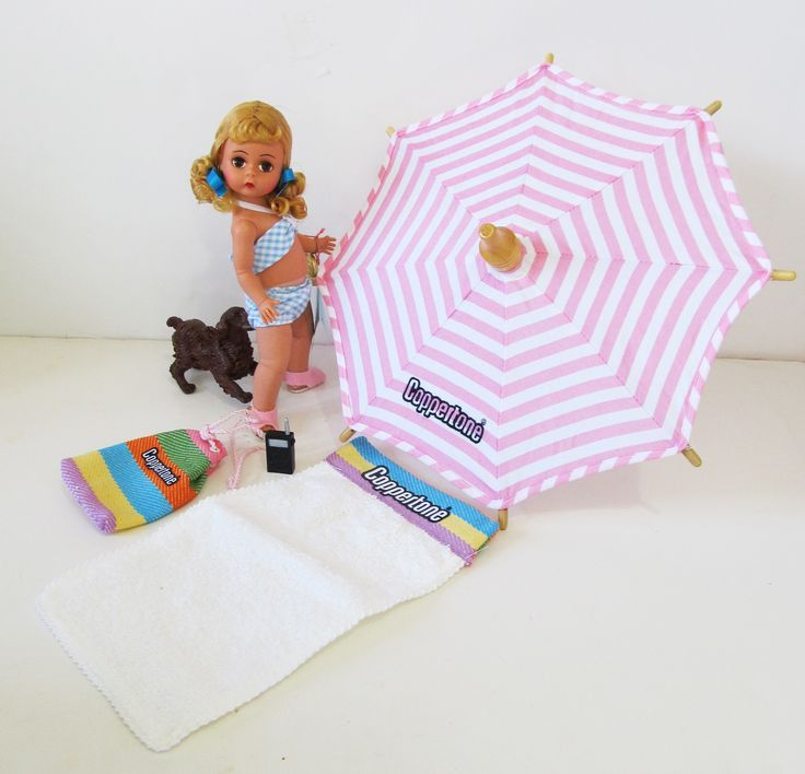 Madame Alexander Doll Beach