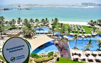 #Restplatzbörse #Hotelcheck im The Westin Dubai Mina #Seyahi, ein Ausblick zum Dahinschmelzen ...