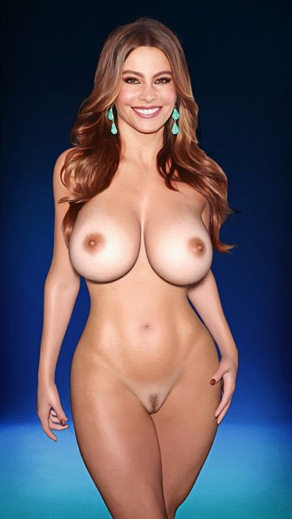 Sofia Vergara I'm Wearing The Smile You Gave me ; ) http://3xtoys.net