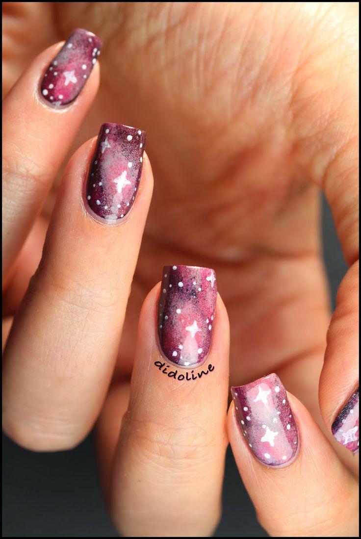 Mejores 805 imágenes de Nail Art en Pinterest | Uñas bonitas, Arte ...