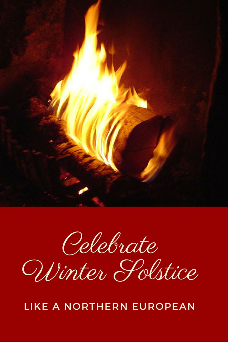 Celebrate winter solstice with 5 traditions from Northern Europe. From the Yule log to 9 foods, the traditions bring happiness, luck and health.