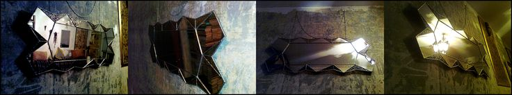KAGADATO | RUSLAN KAHNOVICH. Design mirror - ALLIGATOR. Tiffany technology.  ****************************  ОФИЦИАЛЬНЫЙ САЙТ  K A G A D A T O  http://kagadato.wix.com/kagadato  ****************************  Republic of Belarus Grodno city