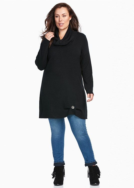 SALE - Plus Size Dresses Online | Taking Shape - PIPER TUNIC