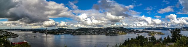 Askøy Panorama