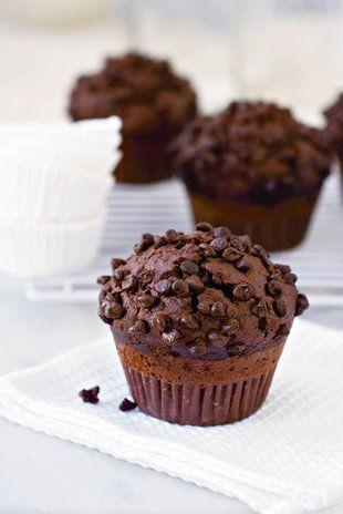 Sjokolade-muffins   SARIE   Chocolate muffins