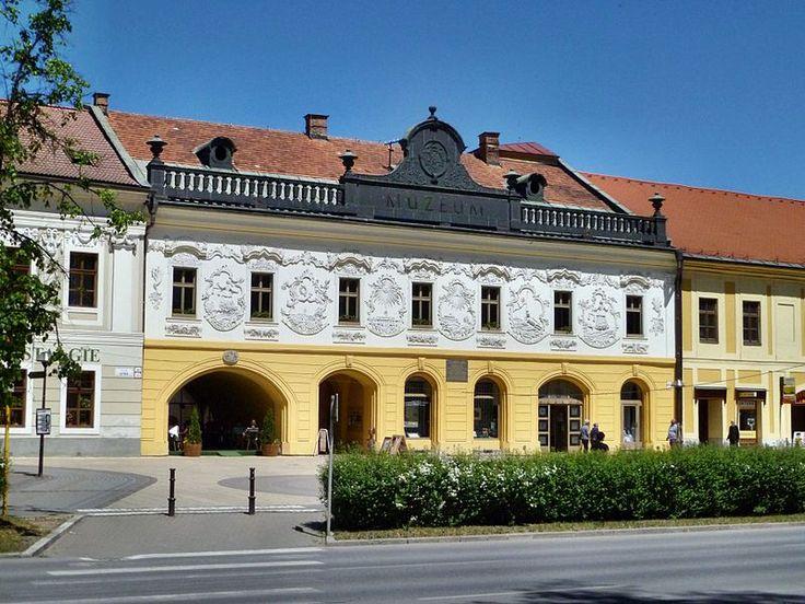 Spiš Museum in Spišská Nová Ves