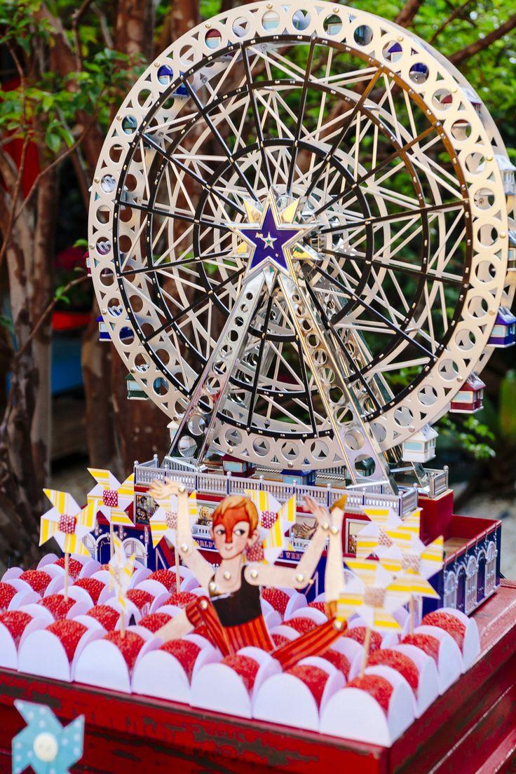 Festa Parque de Diversões / Amusement Park Party
