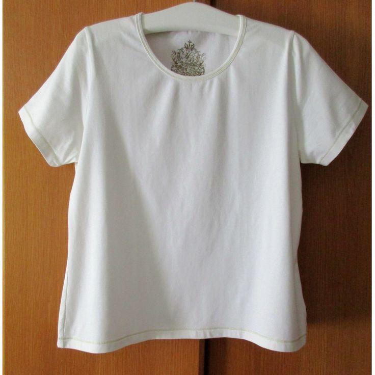 "Stilvolles Damen-T-Shirt, ""H B Selection, Styled in Germany"",   leicht tailliert, Gr. 46."