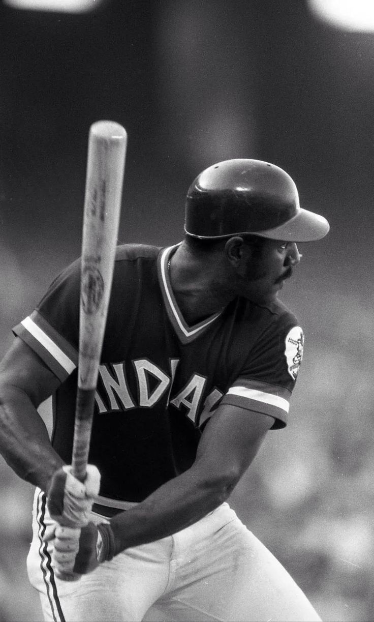 Rico Carty - Cleveland Indians