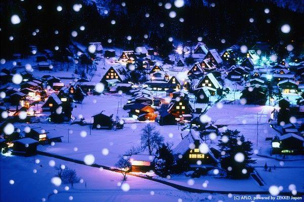 美しすぎてうっとり…プロカメラマンが選ぶ「日本の冬の絶景」6選 - Peachy(ピーチィ) - ライブドアニュース