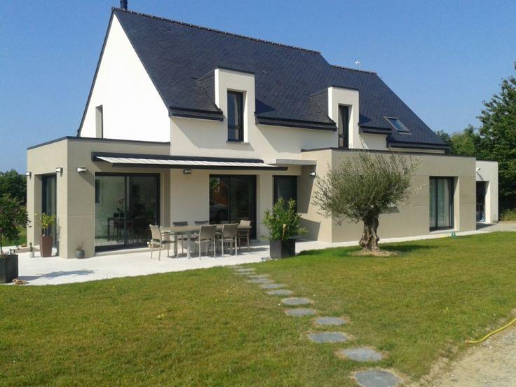 Best 13 maisons contemporaines maisons clair logis for Top constructeur maison
