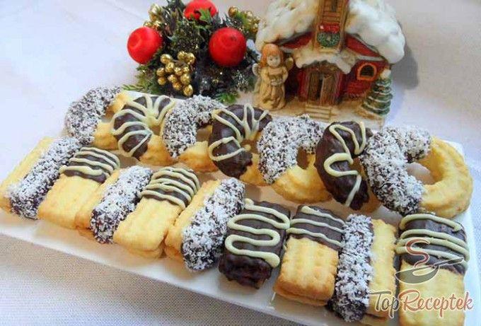 Kókuszos darálós sütemény | TopReceptek.hu