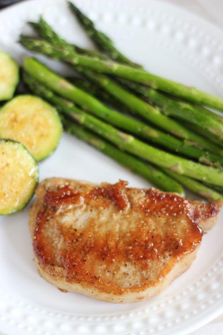 Honey Balsamic Baked Pork Chops, how to make Honey Balsamic Baked Pork Chops, easy and delicious Honey Balsamic Baked Pork Chops recipe