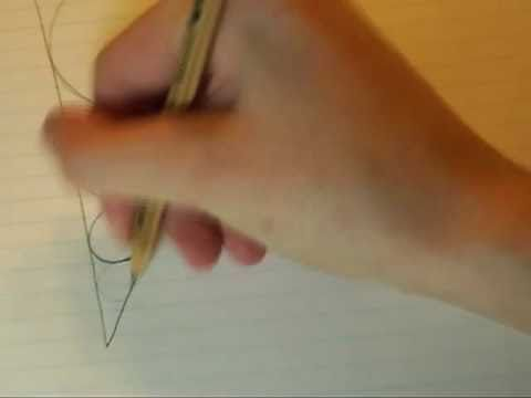 OMG!  If you are into doodling, watch this.  She just hurt my brain.  Very cool!