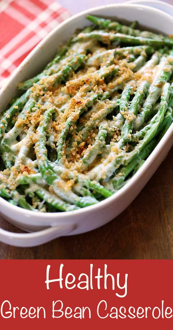 Keto Green Bean Casserole Recipe With Images Green Bean