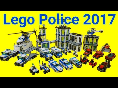 LEGO CITY POLICE CAKE How To Cook That Ann Reardon - YouTube