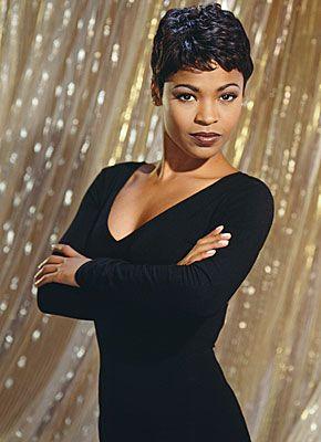 Nia Long aka Lisa Wilkes! | The Fresh Prince Of Be Air ...