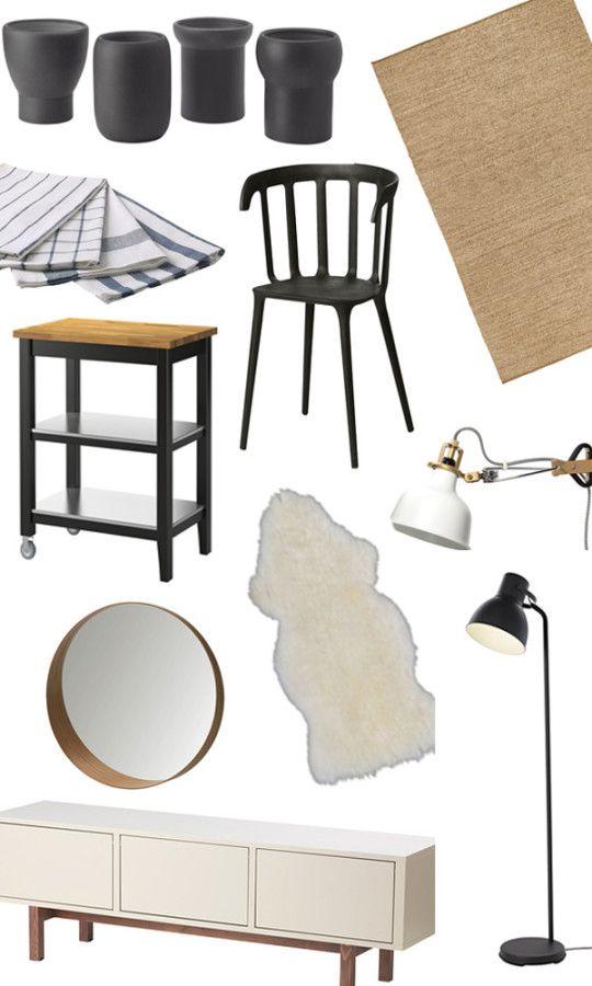 best 20 ikea must haves ideas on pinterest. Black Bedroom Furniture Sets. Home Design Ideas