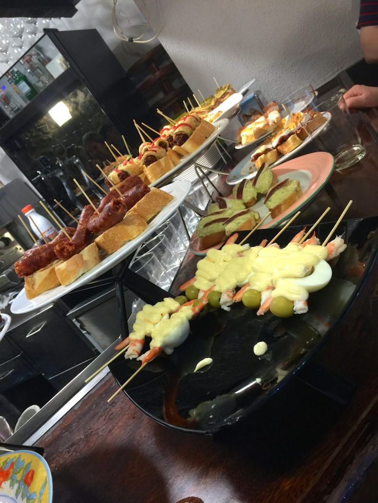 Come join me for #Tapas in #Burgos #Spain .... http://travelingwithmemyselfandi.com/join-me-for-tapas-in-burgos-spain/