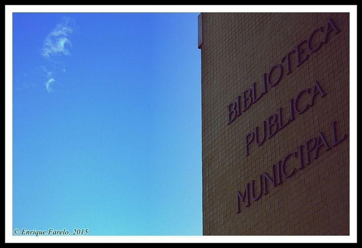 De la biblioteca al cielo, de Fco. Enrique Pérez Farelo (BPM Miguel Delibes)