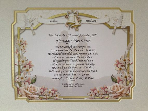 German Wedding Gifts: 17 Best Ideas About Religious Poems On Pinterest