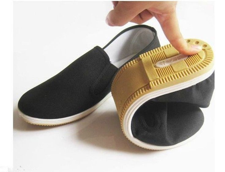 comfortable Rubber cotton handmade kung fu Tai chi slipper Leisure shoes Chinese | Sporting Goods, Boxing, Martial Arts & MMA, Clothing, Shoes & Accessories | eBay!