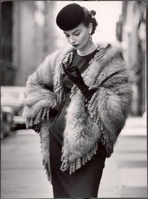 17  ideas about Vintage Winter Fashion on Pinterest - Vintage fall ...