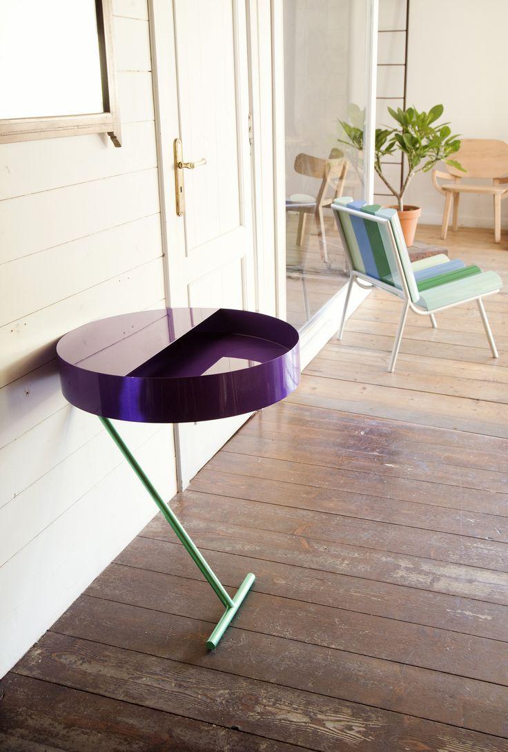 #satellite #table, design by #AntonioAricò for #altreforme, #galactica collection #interior #home #decor #homedecor #furniture #aluminium #woweffect #madeinitaly