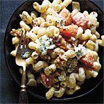 Creamy Butternut, Blue Cheese, and Walnut Cavatappi Recipe | MyRecipes.com Try it with cauliflower instead of the pasta.