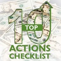 Top 10 Actions for Success [Recording] - real estate coach Terri Murphy shares profit-producing promotions that won't cost you a penny