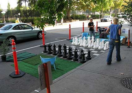 (PARK)ing Day in Seattle