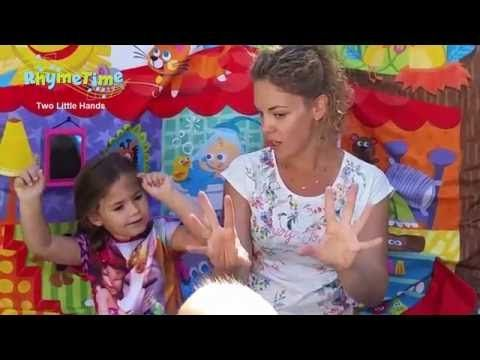 Two Little Hands - Baby English Mind Map TTT - YouTube