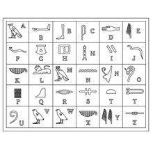 Ms de 25 ideas increbles sobre Arte del antiguo egipto en