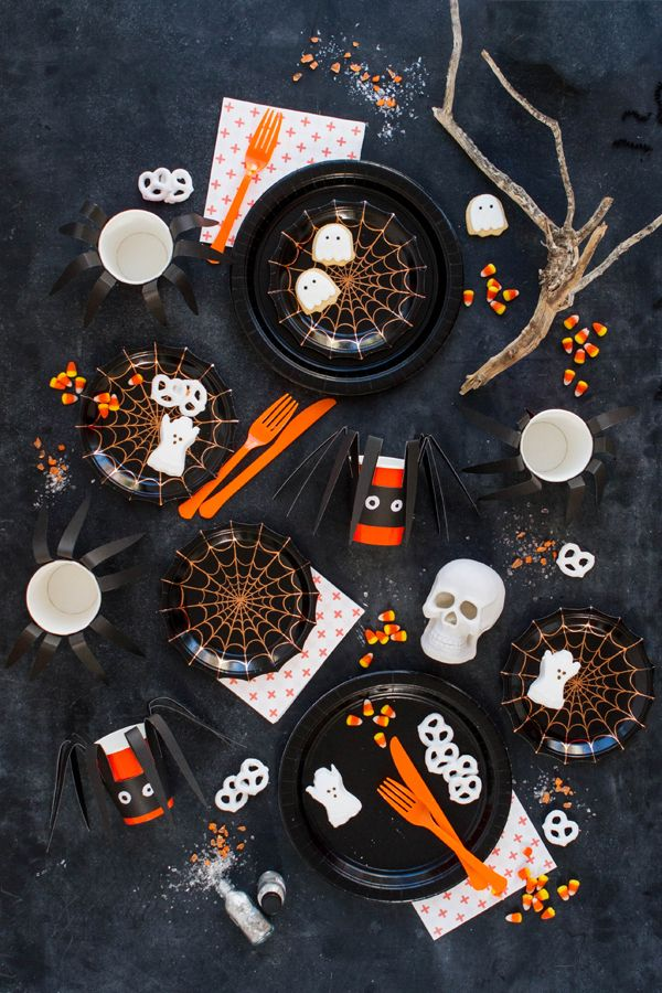 halloween party supplies oh happy day - Halloween Party Supplies