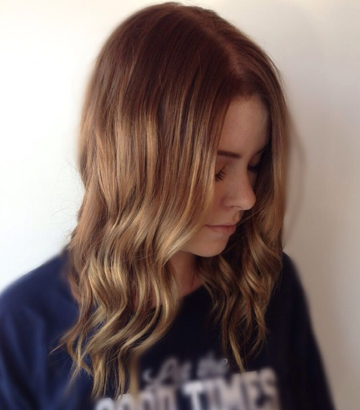 Blonde hair / Highlights / Balayage / Haircolor / Dimensional Haircolor / Brown hair Blonde highlights / Ombré / Dark hair with highlights / Sombre / Sunkissed hair / Loose curls / 2015 Hair / Long Layers / Straight hair / HairbyLaurenNicole