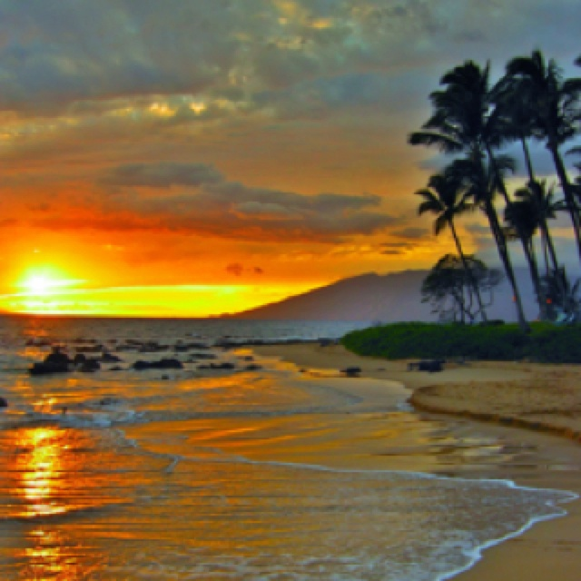 Peaceful Places In Hawaii: For My Vacation, I Would Like To Go To Hawaii Beach