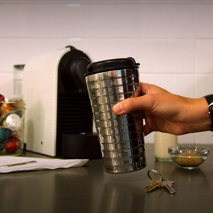 Nespresso CitiZ Travel Mug   Take your Nespresso coffee ...