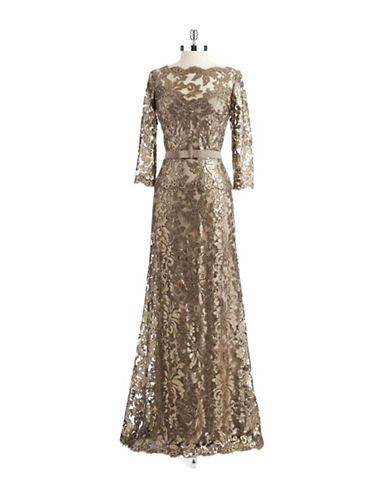 Brands | Formal/Evening | Sequin Gown | Lord and Taylor