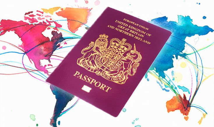 Passport application: How to apply for a British passport from OUTSIDE the UK