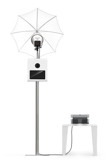 Photo Booth Supply Co. - I would love to have one of these compact/mobile photo booths!
