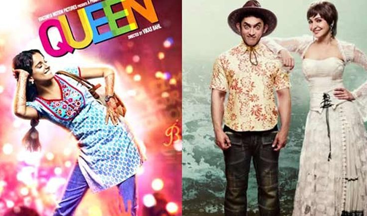 Queen, PK top 10th 'Star Guild Awards' 2015 nominations - read complete story click here.... http://www.thehansindia.com/posts/index/2015-01-09/Queen-PK-top-10th-Star-Guild-Awards-2015-nominations-125357