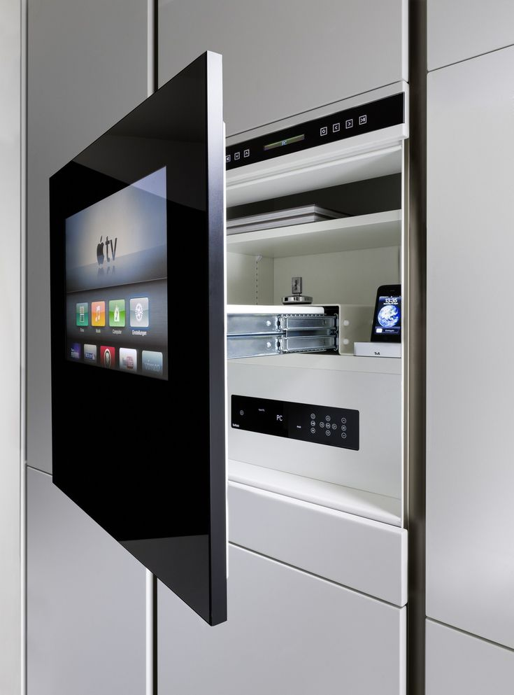Kitchen Accessory Sliding Drawer System By Siematic