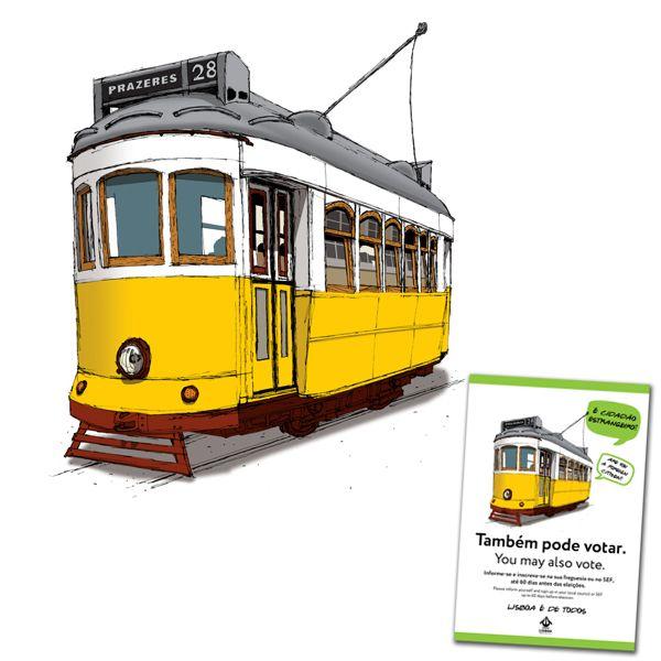 Lisboa é de Todos on Behance