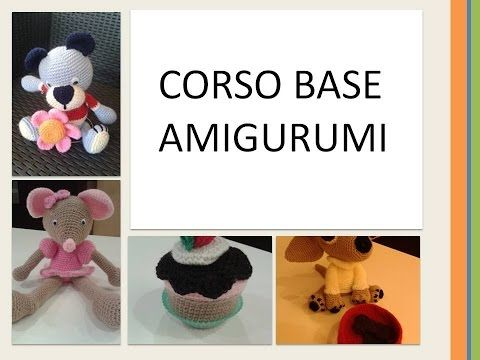 folletto gnomo Amigurumi tutorial-schema/How to crochet elf Amigurumi - YouTube
