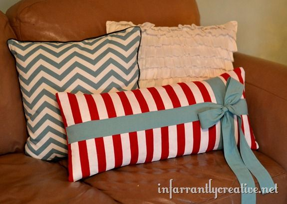 cute striped with bows