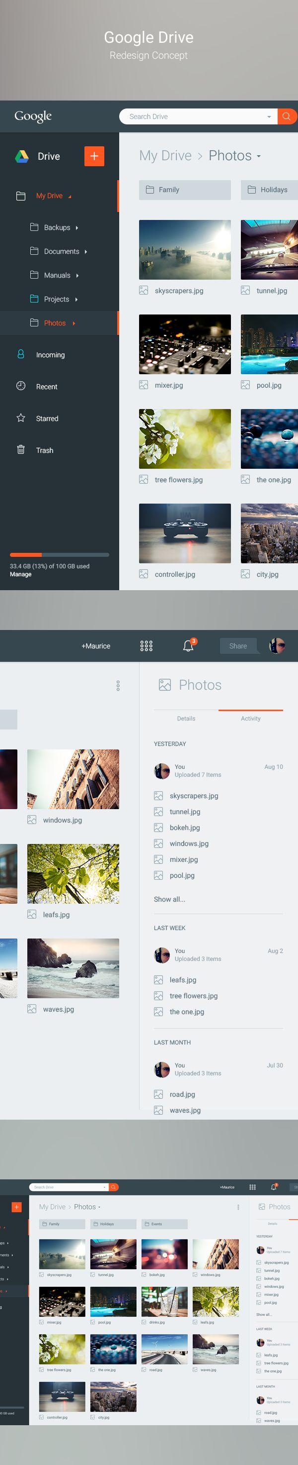 https://www.behance.net/gallery/23064001/Google-Drive-Redesign-Concept?utm_medium=email