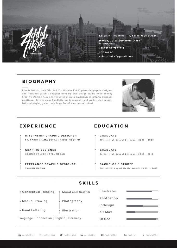 Personal Branding - Achlul Fikri | Kreavi.com