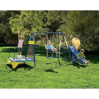 17 best images about trampoline stuff on pinterest for Trampoline porch swing