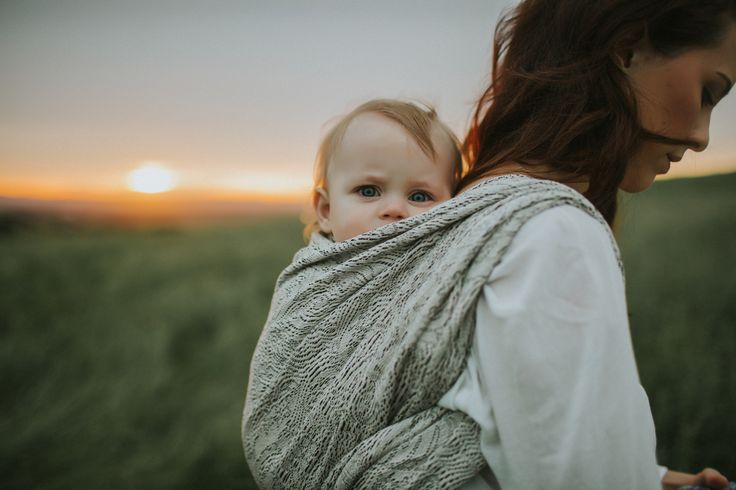Babywearing Shoot